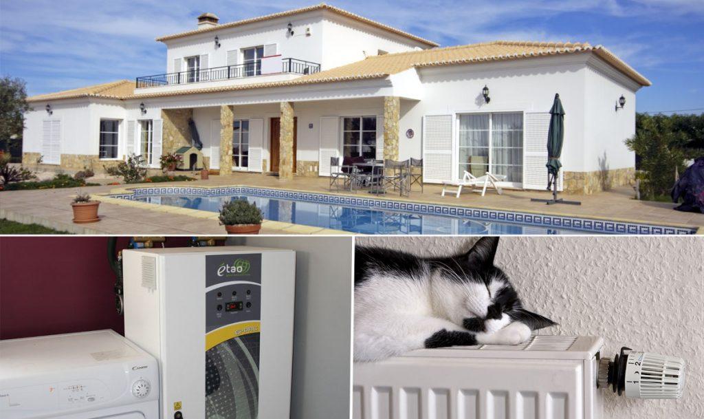 Installation pompe à chaleur avec option chauffage piscine La roche sur Yon 85