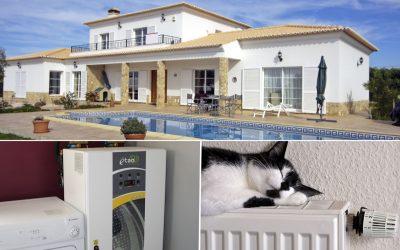 Quand une pompe à chaleur remplace une vieille chaudière au propane à La Roche-sur-Yon en Vendée (85)
