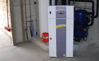 Pompe à chaleur géothermique Enthalpie