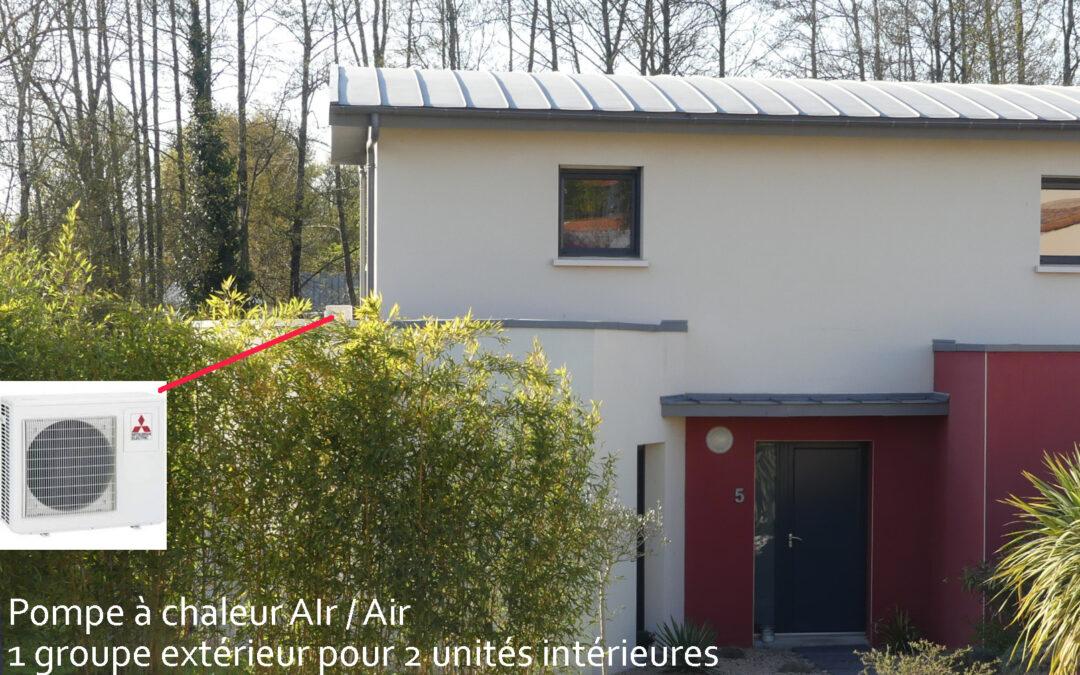 Installation d'une pompe à chaleur sur Montaigu Vendée (85) – retour sur investissement, fonctionnalité, esthétique
